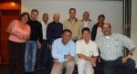 Asistentes al curso-taller Factores Humanos+SMS<br /> Para Pilotos de Aviación Corporativa<br /> Caracas, VENEZUELA, Mayo 8, 9 y 10 del 2012