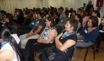 Asistentes a la conferencia  El Poder del Factor Humano y el SMS En la Universidad Vasco de Quiroga Morelia, MÉXICO, Mayo 21 del 2012