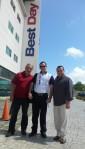 Asistentes del Taxi Aéreo de Best Day al curso-taller Calidad Para Operaciones Aéreas Cancún, MÉXICO, Mayo 24 y 25 del 2012