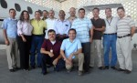 Asistentes de Aerosami al curso-taller SMS<br /> Monterrey, MÉXICO, Mayo 28 y 29 del 2012