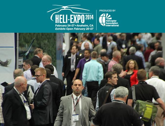 Siempre recomendamos que los operadores de Helicópteros asistan a estos eventos. Agendalo para el 2014.