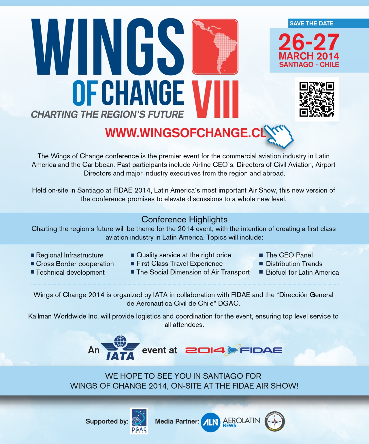 Wings of Change VIII