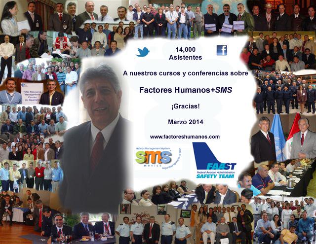 Catorce mil profesionales nos han nutrido de la realidad sobre la Seguridad en nuestra región, ¡Gracias a todos ellos!